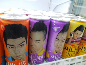 Big Bang, spotted in Korean Town